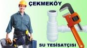 Çekmeköy Su Tesisatçısı