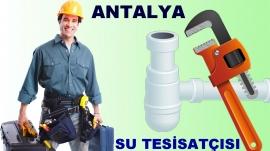 Antalya Su Tesisatçısı